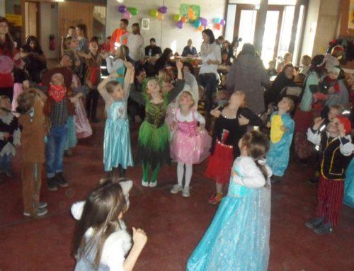 Fasching im Haus der Kinder in Oberbergkirchen