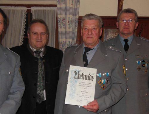 Jahreshauptversammlung der KSK Schönberg