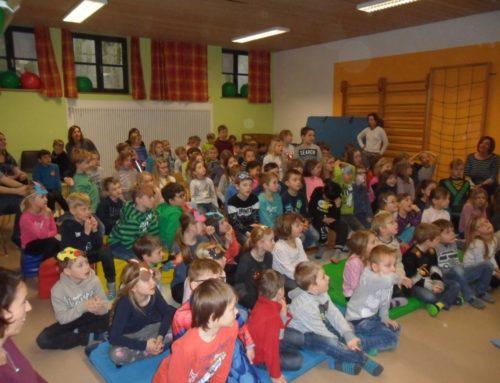 Kasperltheater im Haus der Kinder in Oberbergkirchen