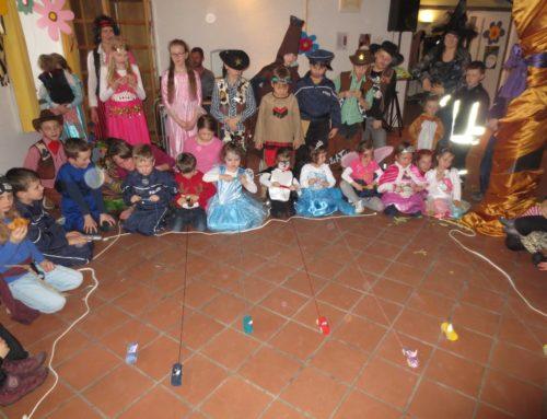 Kinderfasching des Kindergartens Lohkirchen