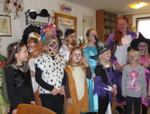 Seniorenfasching in Lohkirchen