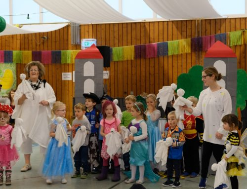 Kinderfasching in Zangberg