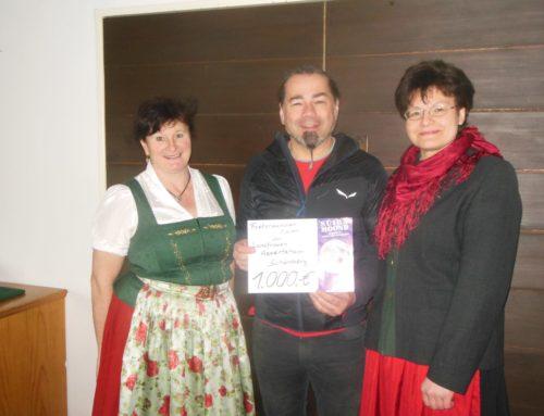 Landfrauen Aspertsham und Schönberg luden zum Fastensuppenessen