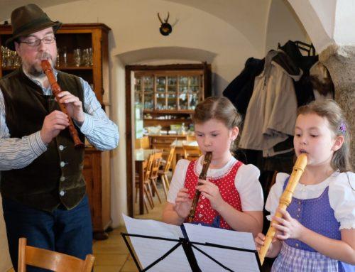 Hoagarten der Musikfreunde Oberbergkirchen/Zangberg