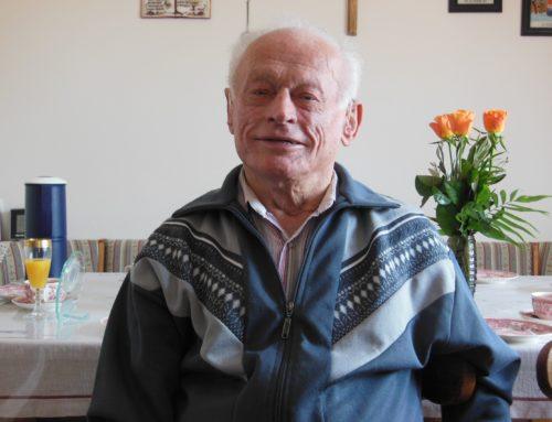 85. Geburtstag von Albert Senftl