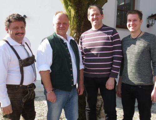Jahreshauptversammlung der Lohkirchner Böllerschützen
