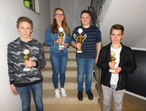 Vereinsmeisterschaften bei den Eichenlaubschützen Lohkirchen