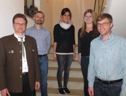 Eichenlaubschützen Lohkirchen wählten neue Vorstandschaft