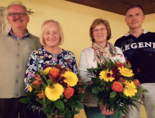 Jahreshauptversammlung des Gartenbauvereins Schönberg