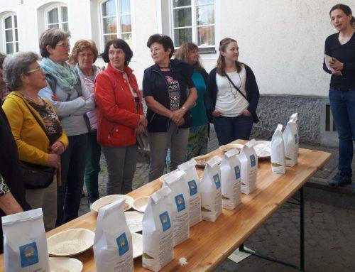 Landfrauenausflug führte zur Bruckmayer Mühle