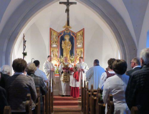 500-Jahr-Feier der Bruder-Konrad-Kirche