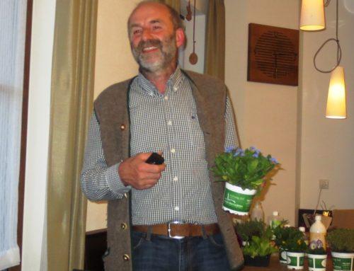 Vortrag beim Gartenbauverein Lohkirchen