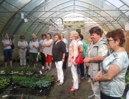 Interessanter Ausflug des Obst- und Gartenbauvereins Oberbergkirchen