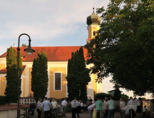 Zangberger feierten abgeschlossene Renovierung der Palmberger Kirche