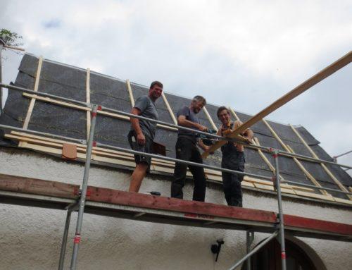 Gemeinde Lohkirchen investiert in Leichenhausrenovierung