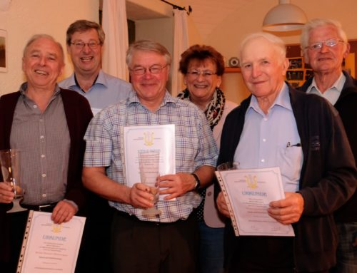 Generalversammlung des Männergesangvereins Zangberg