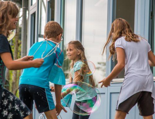 Forschertage an der Grundschule Oberbergkirchen