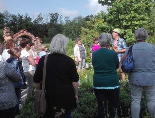 Ausflug des Obst- und Gartenbauvereins Lohkirchen
