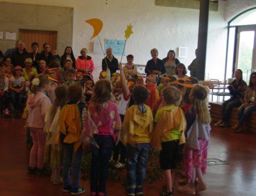 Sommerfest im Haus der Kinder Oberbergkirchen
