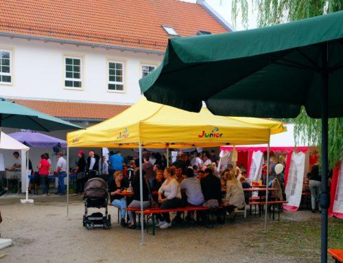 Zangberger Dorfweiherfest bot wieder viele Attraktionen