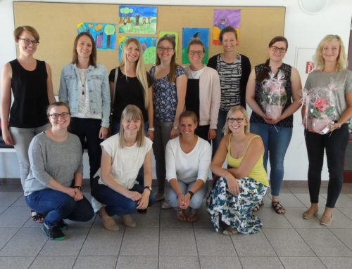 Matheseminar besuchte Grundschule Oberbergkirchen