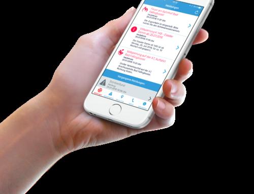 Information zur Landkreis-App BIWAPP