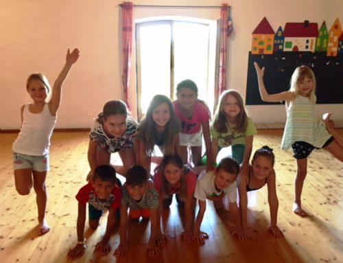 Ferienprogramm bot Tanzspaß