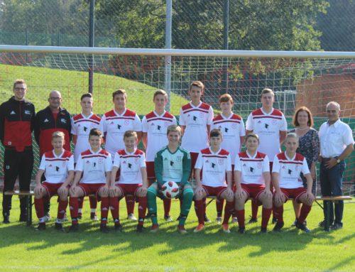 SV Oberbergkirchen startet wieder mit B-Jugend in die neue Saison