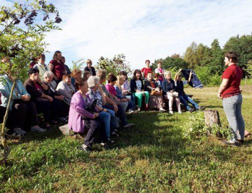 Lohkirchner Landfrauen auf Sommerlehrfahrt