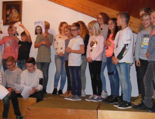 Pfarrei Schönberg ließ Kirchweih gemütlich ausklingen