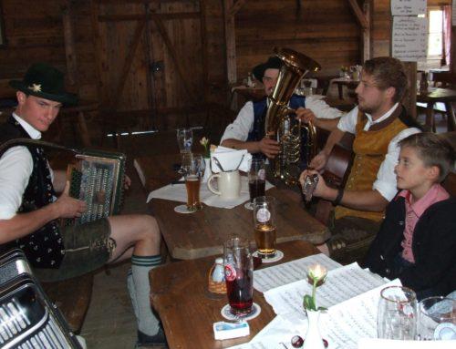 Musikfreunde Oberbergkirchen/Zangberg veranstalteten Hoagart