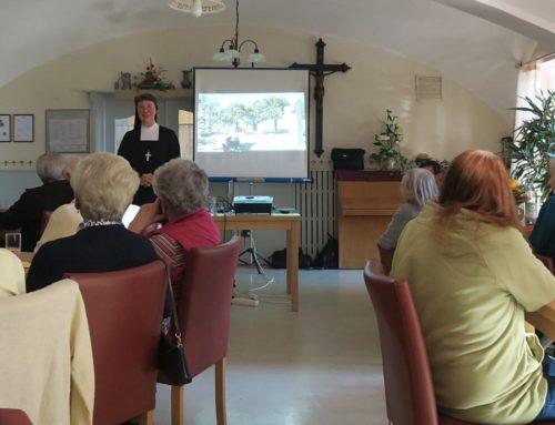 Seniorennachmittag bot Informationen zum Klosterleben in Zangberg