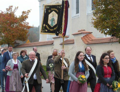 Schönberger Imkerverein feierte Gründungsfest im großen Stil