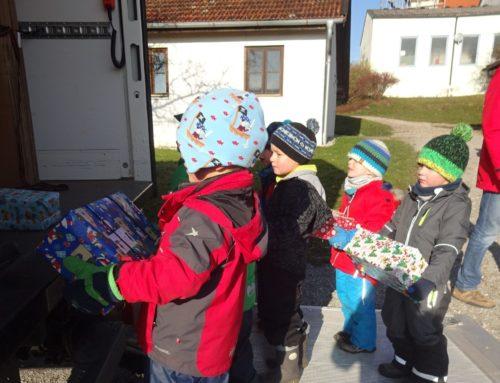 Kita Lohkirchen bereitet Kindern weltweit große Freude