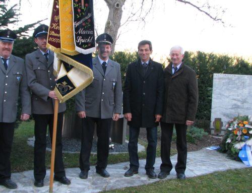 Gemeinde Lohkirchen gedenkt Gewaltopfer
