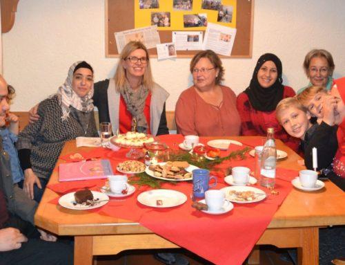 Helferkreis Zangberg veranstaltete Adventscafe