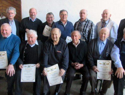 KSK Oberbergkirchen hielt Jahresversammlung ab