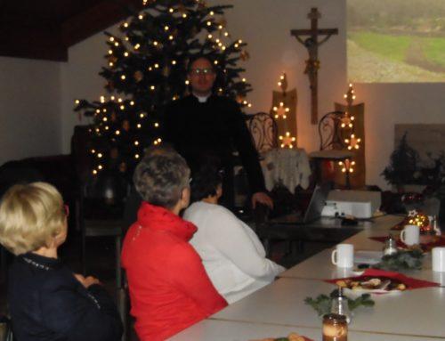 Pfarrei Schönberg feierte mit Senioren Advent