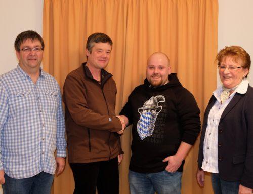 Zangberger Feuerwehr hat neuen zweiten Feuerwehrkommandanten