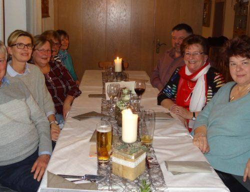 Gemeinde Zangberg dankt Helferkreis