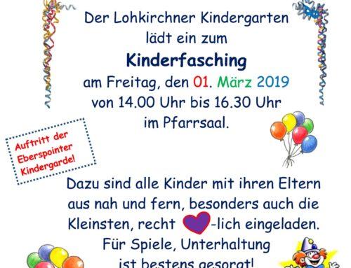 Kinderfasching-Kita-Lohkirchen-2019