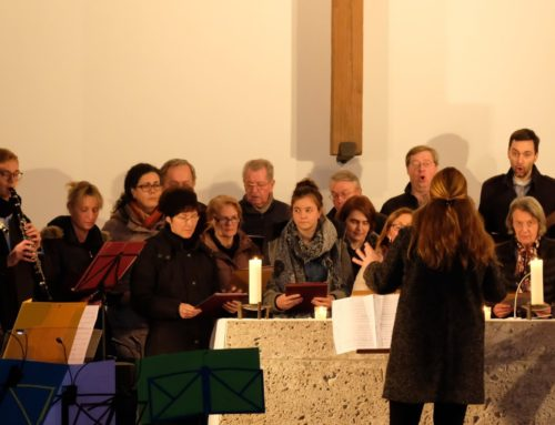 Musikfreunde begeisterten mit Adventskonzert in Zangberger Klosterkirche