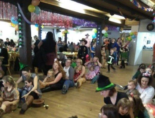 Oberbergkirchner Kinderförderverein veranstaltete fröhlichen Kinderfasching
