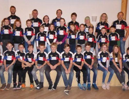 Lohkirchner Radlkinder von Elsass-Bäcker unterstützt