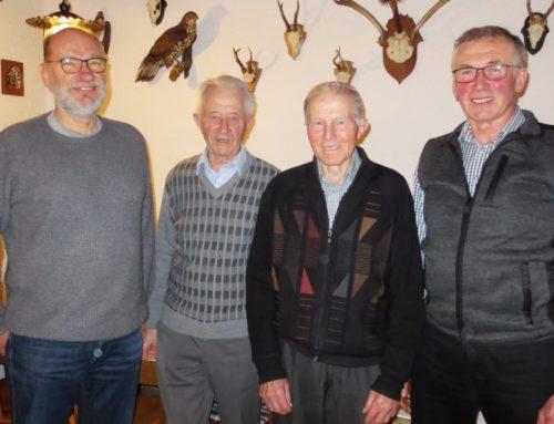 Jahreshauptversammlung der Lohkirchner CSU