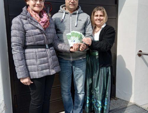 Landfrauen Aspertsham und Schönberg tun Gutes mit Fastensuppenerlös
