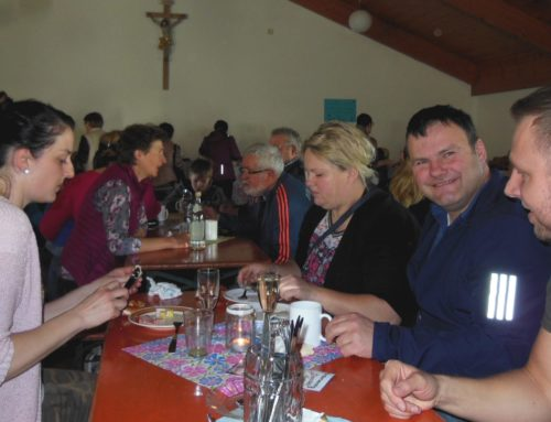 Frühlingsfrühstück der Schönberger Kita St. Michael