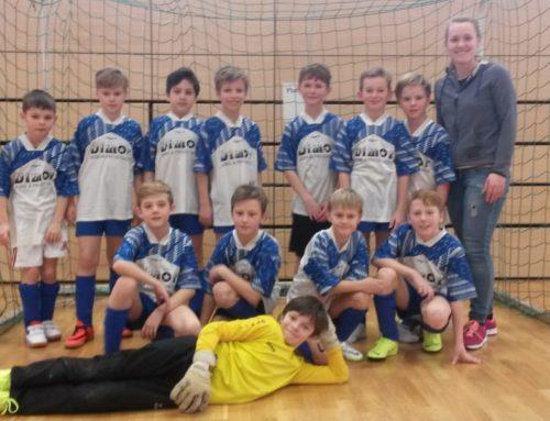 Grundschule Oberbergkirchen nahm an den Kreismeisterschaften im Fußball teil
