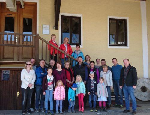 Zangberger Gartenbauverein auf Reisen