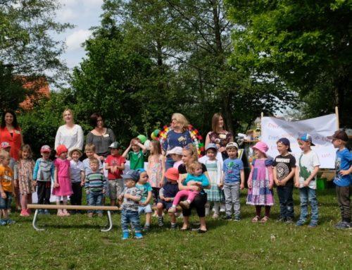 Kita Herz Jesu in Zangberg feierte 10-jährige kommunale Trägerschaft